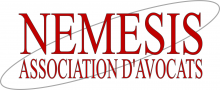 Association d'avocats - Nemesis
